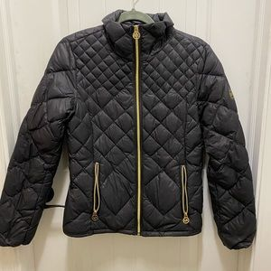 Michael Kors packable down jacket